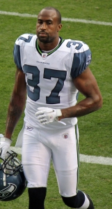 Seattle Seahawks cornerback Brandon Browner